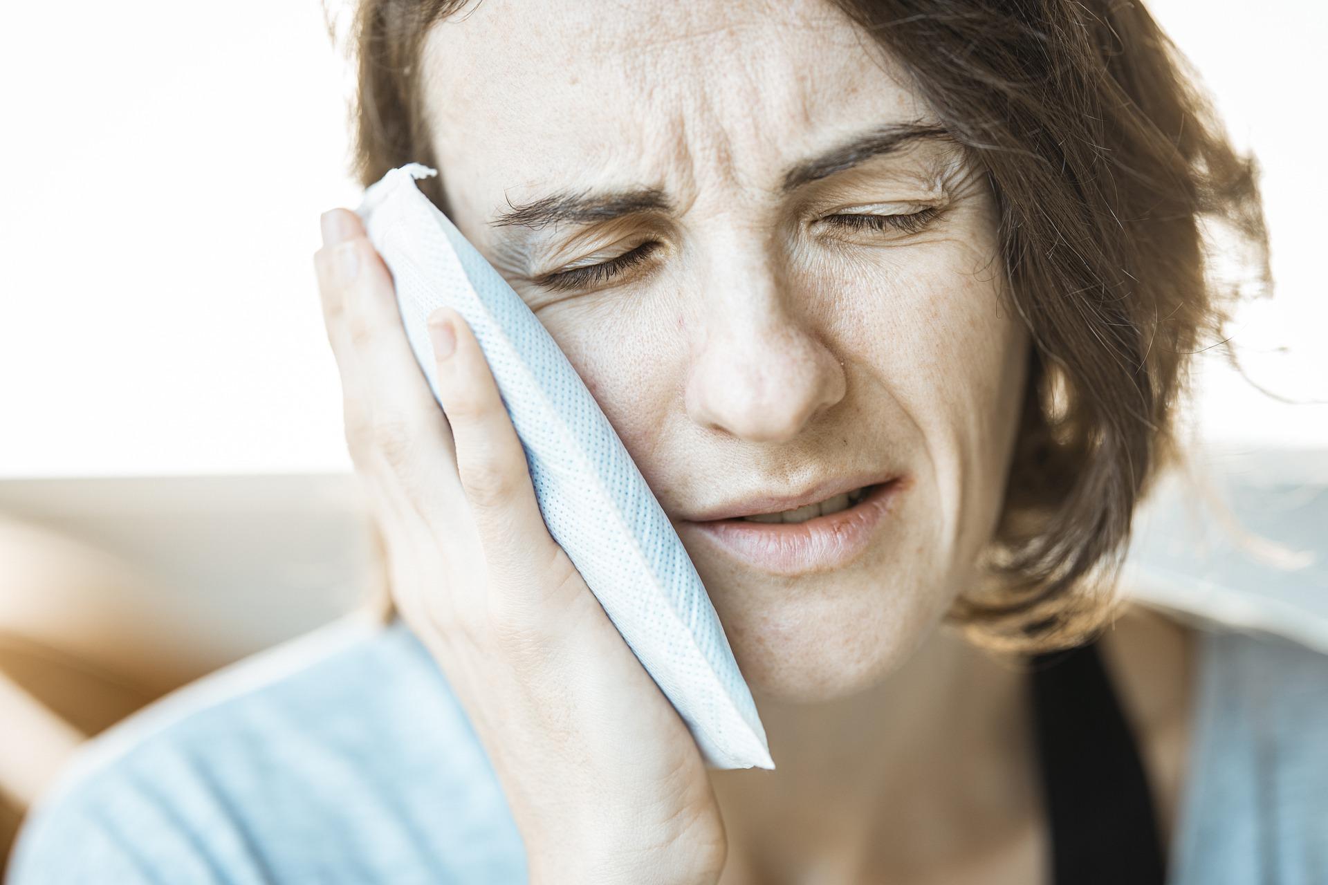 agua oxigenada dolor de muelas