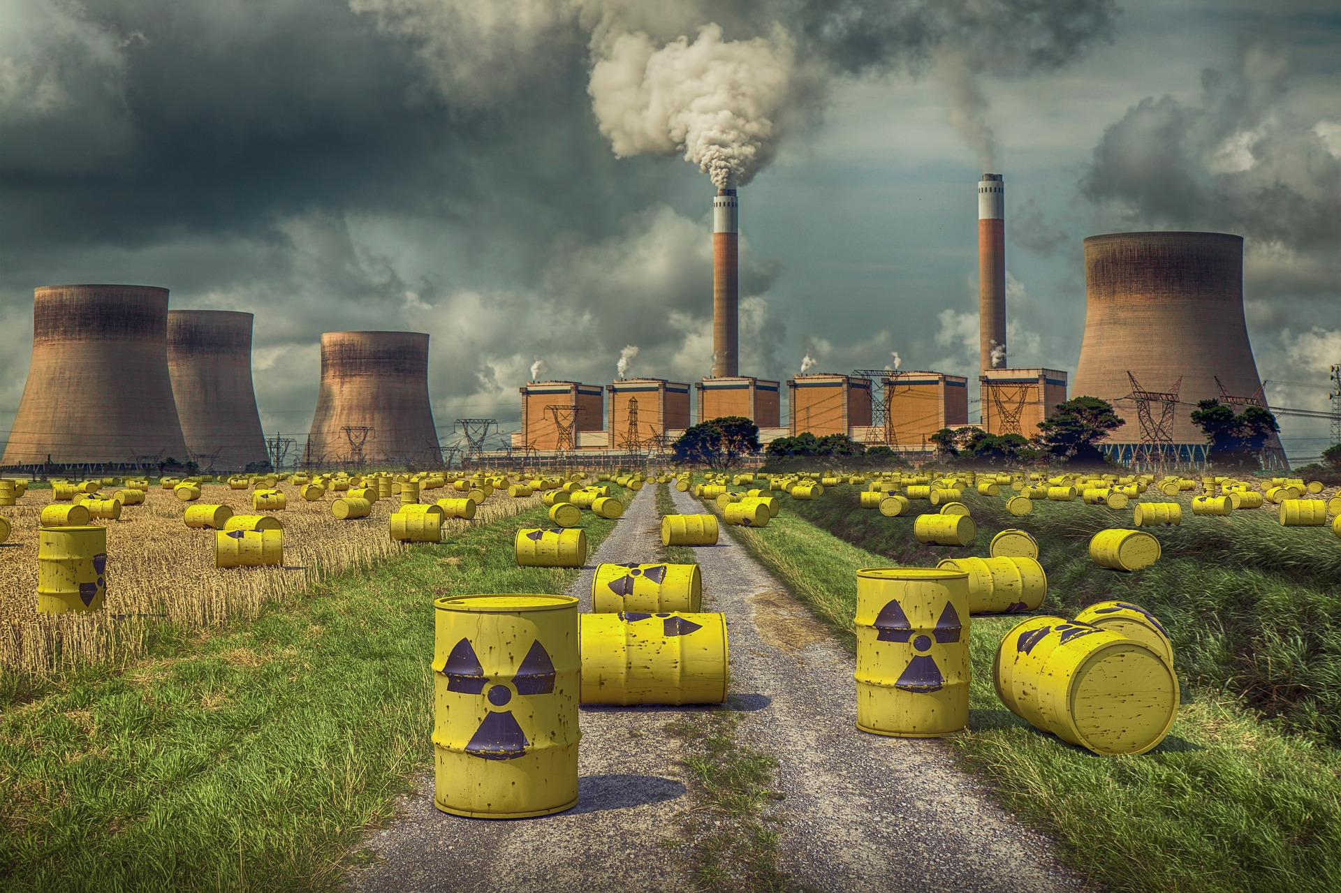 Desventajas de la energía nuclear